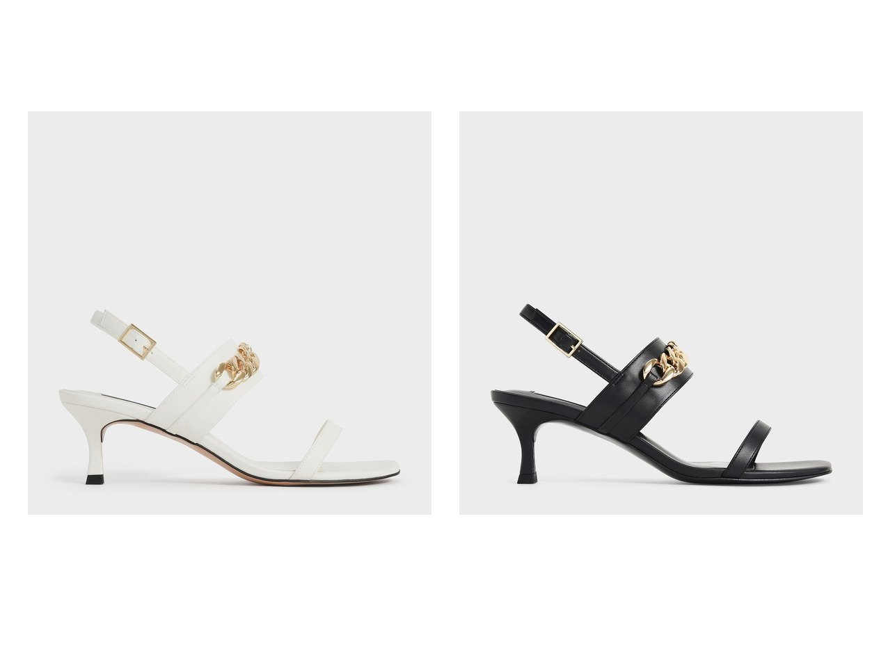 【CHARLES & KEITH/チャールズ アンド キース】のチェーンストラップ ヒールサンダル Chain Strap Heeled Sandals おすすめ!人気、トレンド・レディースファッションの通販 おすすめで人気の流行・トレンド、ファッションの通販商品 インテリア・家具・メンズファッション・キッズファッション・レディースファッション・服の通販 founy(ファニー) https://founy.com/ ファッション Fashion レディースファッション WOMEN 春 Spring サマー サンダル スマート チェーン ベーシック ミドル ラップ 2021年 2021 S/S・春夏 SS・Spring/Summer 2021春夏・S/S SS/Spring/Summer/2021 夏 Summer |ID:crp329100000060782