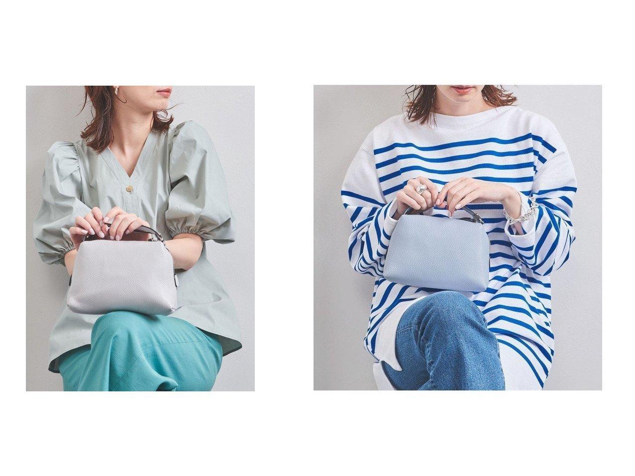 【UNITED ARROWS/ユナイテッドアローズ】の【一部別注】 GIANNI CHIARINI(ジャンニ キアリーニ) ALIFA バッグ S 別注・限定・コラボなど、おすすめ!人気、トレンド・レディースファッションの通販 おすすめで人気の流行・トレンド、ファッションの通販商品 インテリア・家具・メンズファッション・キッズファッション・レディースファッション・服の通販 founy(ファニー) https://founy.com/ ファッション Fashion レディースファッション WOMEN コンパクト 人気 別注  ID:crp329100000060963