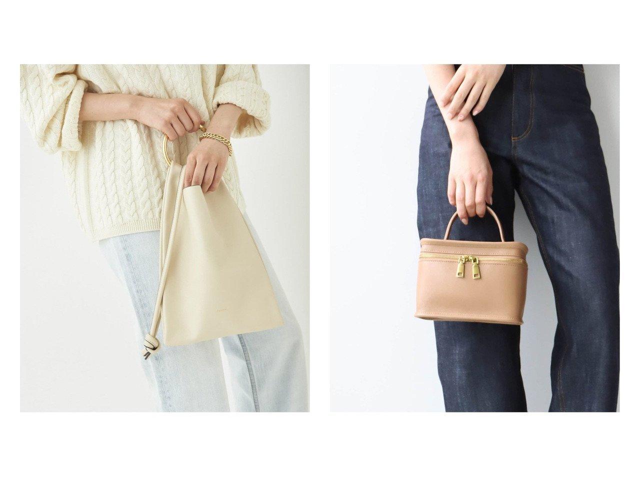 【Plage/プラージュ】の【オルセット】MORBIDO バッグ&【オプティボヌール】SP VANITY バッグ 別注・限定・コラボなど、おすすめ!人気、トレンド・レディースファッションの通販 おすすめで人気の流行・トレンド、ファッションの通販商品 インテリア・家具・メンズファッション・キッズファッション・レディースファッション・服の通販 founy(ファニー) https://founy.com/ ファッション Fashion レディースファッション WOMEN バッグ Bag 2021年 2021 2021-2022秋冬・A/W AW・Autumn/Winter・FW・Fall-Winter・2021-2022 A/W・秋冬 AW・Autumn/Winter・FW・Fall-Winter ショルダー フォルム メタル 別注  ID:crp329100000060973