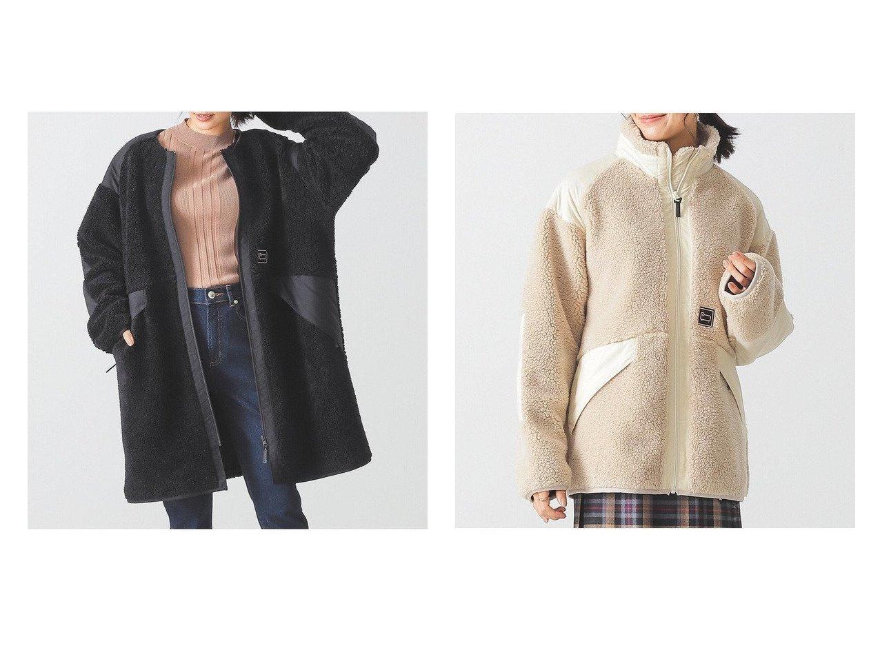 【BEAMS LIGHTS/ビームス ライツ】の別注 ボア ジャケット&別注 ロング ボア ジャケット 別注・限定・コラボなど、おすすめ!人気、トレンド・レディースファッションの通販 おすすめで人気の流行・トレンド、ファッションの通販商品 インテリア・家具・メンズファッション・キッズファッション・レディースファッション・服の通販 founy(ファニー) https://founy.com/ ファッション Fashion レディースファッション WOMEN アウター Coat Outerwear コート Coats ジャケット Jackets ブルゾン Blouson/Jackets アウトドア 秋 Autumn/Fall ジャケット スペシャル ブルゾン 別注 羽織 マキシ ロング 冬 Winter お家時間・ステイホーム Home Time/Stay Home |ID:crp329100000060992