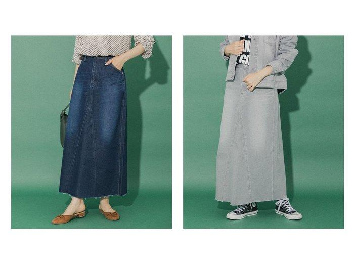 【Sonny Label / URBAN RESEARCH/サニーレーベル】の【別注】WranglerSonny Label リメイクデニムスカート 別注・限定・コラボなど、おすすめ!人気、トレンド・レディースファッションの通販 おすすめ人気トレンドファッション通販アイテム インテリア・キッズ・メンズ・レディースファッション・服の通販 founy(ファニー) https://founy.com/ ファッション Fashion レディースファッション WOMEN スカート Skirt デニムスカート Denim Skirts カットオフ ジーンズ スペシャル セットアップ デニム 定番 Standard 人気 フレア 別注 リメイク ワーク NEW・新作・新着・新入荷 New Arrivals |ID:crp329100000060993