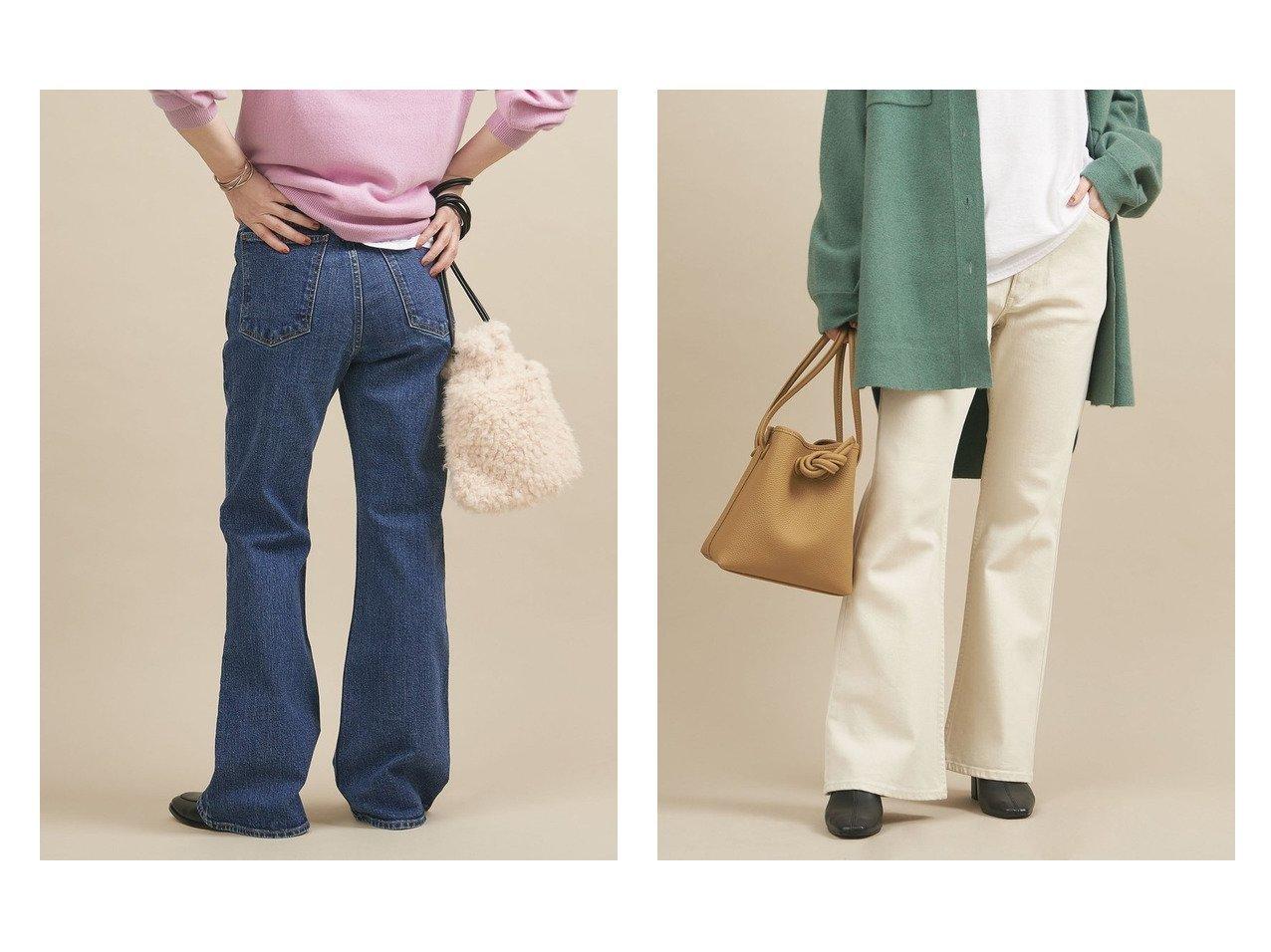 【BEAUTY&YOUTH / UNITED ARROWS/ビューティ&ユース ユナイテッドアローズ】の【別注】デニム&【別注】 Shinzone CHARLOTTE JEAN ホワイト/デニム 別注・限定・コラボなど、おすすめ!人気、トレンド・レディースファッションの通販 おすすめで人気の流行・トレンド、ファッションの通販商品 インテリア・家具・メンズファッション・キッズファッション・レディースファッション・服の通販 founy(ファニー) https://founy.com/ ファッション Fashion レディースファッション WOMEN パンツ Pants ヴィンテージ 厚底 シューズ ショート ジーンズ スマート デニム トレンド 人気 フレア 別注 ミックス リアル A/W・秋冬 AW・Autumn/Winter・FW・Fall-Winter おすすめ Recommend インディゴ ボトム 再入荷 Restock/Back in Stock/Re Arrival NEW・新作・新着・新入荷 New Arrivals |ID:crp329100000061017