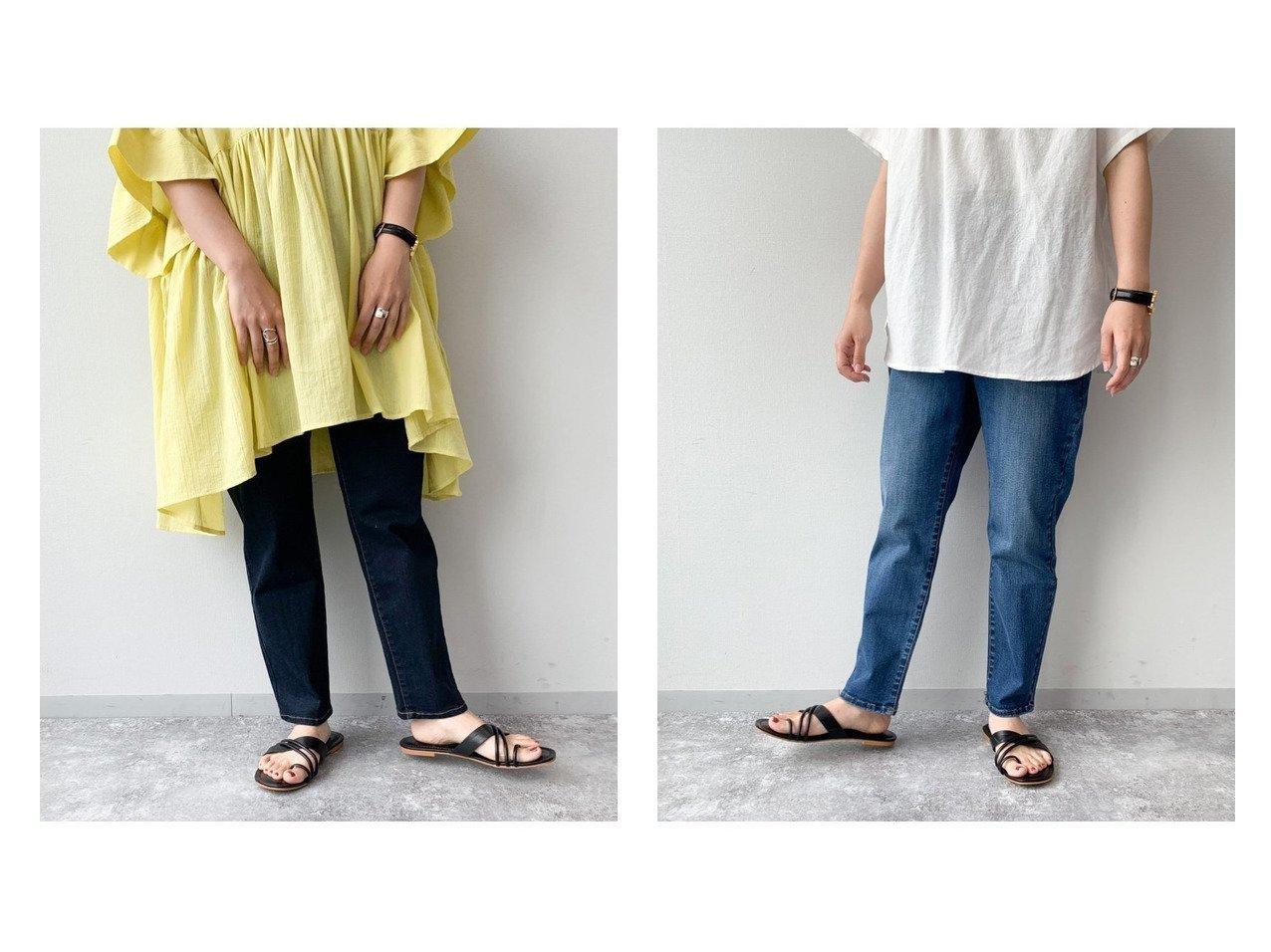 【studio CLIP/スタディオ クリップ】のPT-ストレッチスリムPT おすすめ!人気、トレンド・レディースファッションの通販 おすすめで人気の流行・トレンド、ファッションの通販商品 インテリア・家具・メンズファッション・キッズファッション・レディースファッション・服の通販 founy(ファニー) https://founy.com/ ファッション Fashion レディースファッション WOMEN パンツ Pants ジーンズ ストレッチ スリム ロールアップ  ID:crp329100000061057