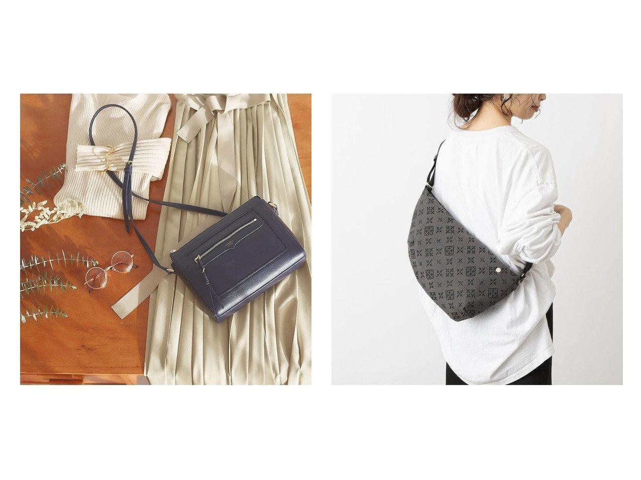 【LOWELL Things/ロウェル シングス】のレザーショルダーBAG&【russet/ラシット】の【WEB限定】ボディバッグ【コットンジャガード】(CE-816-WEB) おすすめ!人気、トレンド・レディースファッションの通販 おすすめで人気の流行・トレンド、ファッションの通販商品 インテリア・家具・メンズファッション・キッズファッション・レディースファッション・服の通販 founy(ファニー) https://founy.com/ ファッション Fashion レディースファッション WOMEN バッグ Bag ショルダー スタンダード 財布 ポケット ポシェット ポーチ アシンメトリー 定番 Standard 2021年 2021 S/S・春夏 SS・Spring/Summer 2021春夏・S/S SS/Spring/Summer/2021 おすすめ Recommend 日本製 Made in Japan  ID:crp329100000061069