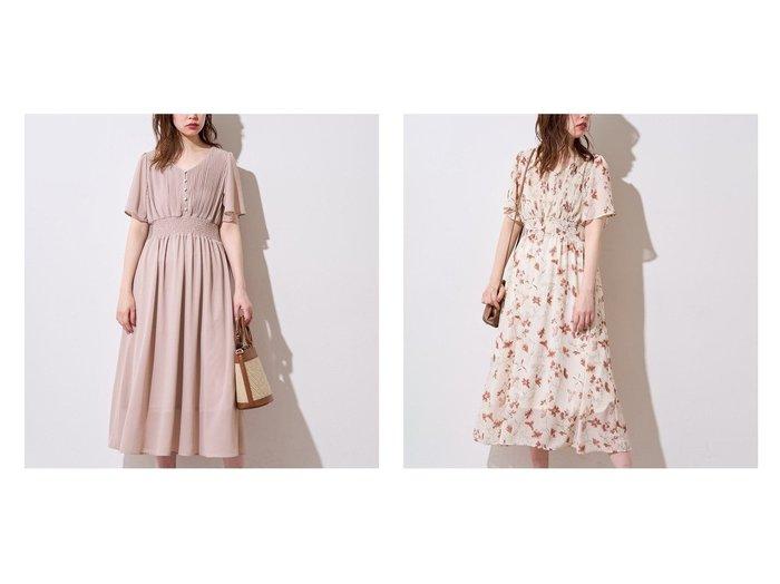 【natural couture/ナチュラルクチュール】のフレアスリーブお上品ワンピース おすすめ!人気、トレンド・レディースファッションの通販 おすすめ人気トレンドファッション通販アイテム 人気、トレンドファッション・服の通販 founy(ファニー) ファッション Fashion レディースファッション WOMEN ワンピース Dress NEW・新作・新着・新入荷 New Arrivals 2021年 2021 2021春夏・S/S SS/Spring/Summer/2021 スリーブ フレア 再入荷 Restock/Back in Stock/Re Arrival  ID:crp329100000061077