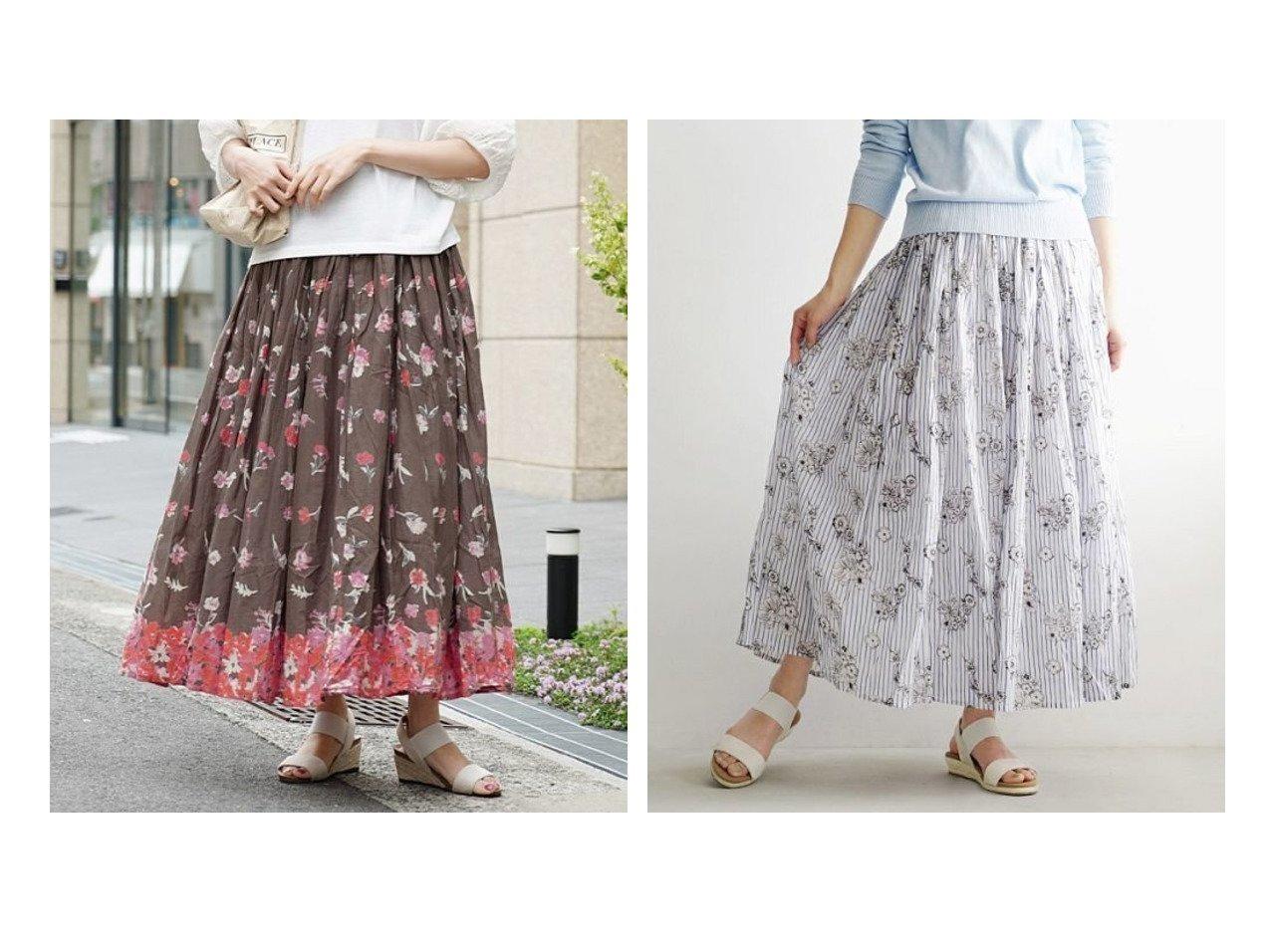 【zootie/ズーティー】のインドコットン マキシスカート おすすめ!人気、トレンド・レディースファッションの通販 おすすめで人気の流行・トレンド、ファッションの通販商品 インテリア・家具・メンズファッション・キッズファッション・レディースファッション・服の通販 founy(ファニー) https://founy.com/ ファッション Fashion レディースファッション WOMEN スカート Skirt Aライン/フレアスカート Flared A-Line Skirts S/S・春夏 SS・Spring/Summer インド ギャザー シンプル フレア プリント マキシ 夏 Summer 春 Spring 楽ちん |ID:crp329100000061090