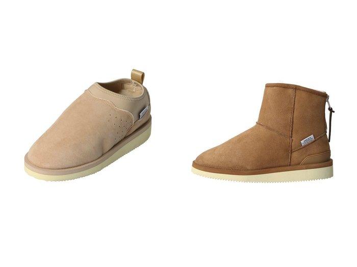 【SUICOKE/スイコック】のムートンブーツ&ムートンシューズ 【シューズ・靴】おすすめ!人気、トレンド・レディースファッションの通販 おすすめ人気トレンドファッション通販アイテム インテリア・キッズ・メンズ・レディースファッション・服の通販 founy(ファニー) https://founy.com/ ファッション Fashion レディースファッション WOMEN 2020年 2020 2020-2021秋冬・A/W AW・Autumn/Winter・FW・Fall-Winter/2020-2021 2021年 2021 2021-2022秋冬・A/W AW・Autumn/Winter・FW・Fall-Winter・2021-2022 A/W・秋冬 AW・Autumn/Winter・FW・Fall-Winter シューズ フラット ミックス ムートン ラバー リラックス ショート  ID:crp329100000061135