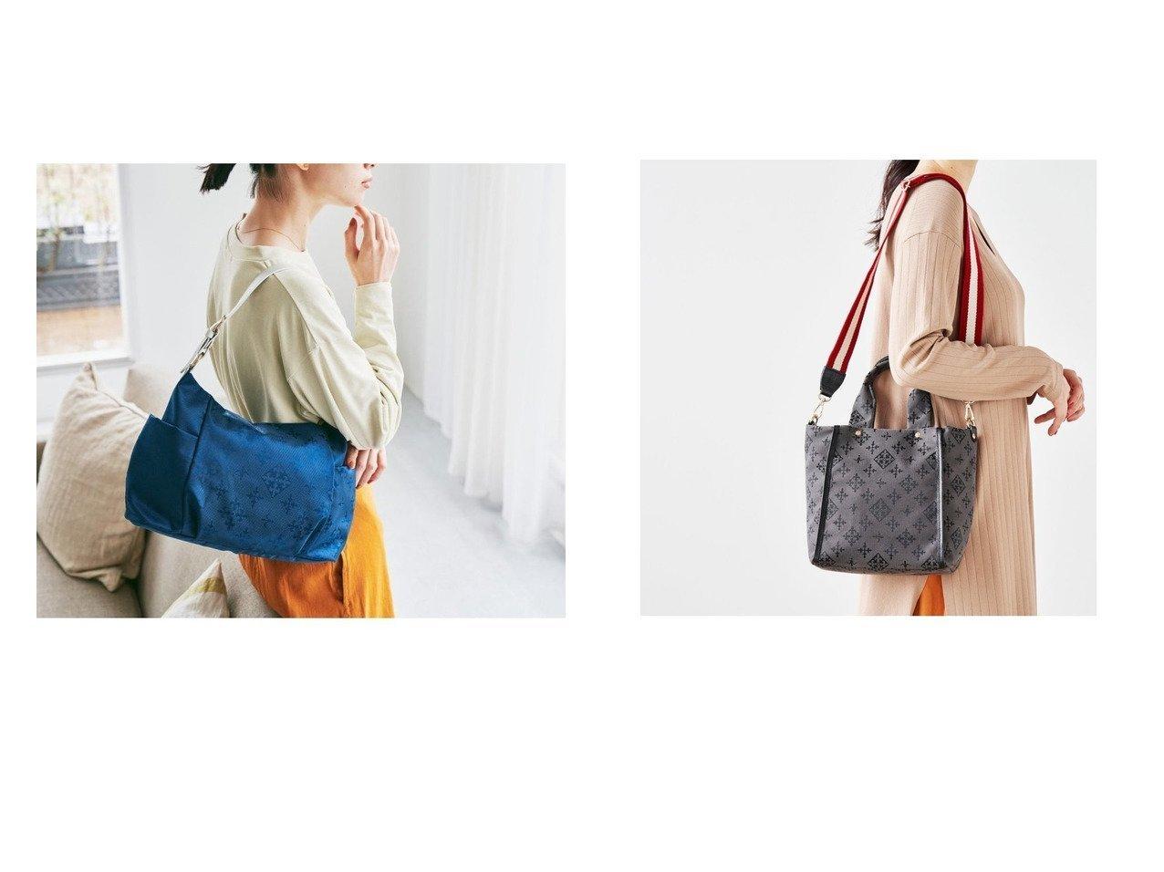 【russet/ラシット】のライトジャガード2wayショルダーバッグ(CE-838)&【コットンジャガード】2WAYトートバッグ M(CE-100) おすすめ!人気、トレンド・レディースファッションの通販 おすすめで人気の流行・トレンド、ファッションの通販商品 インテリア・家具・メンズファッション・キッズファッション・レディースファッション・服の通販 founy(ファニー) https://founy.com/ ファッション Fashion レディースファッション WOMEN バッグ Bag 傘 スクエア 人気 ポケット マグネット 再入荷 Restock/Back in Stock/Re Arrival 日本製 Made in Japan |ID:crp329100000061221
