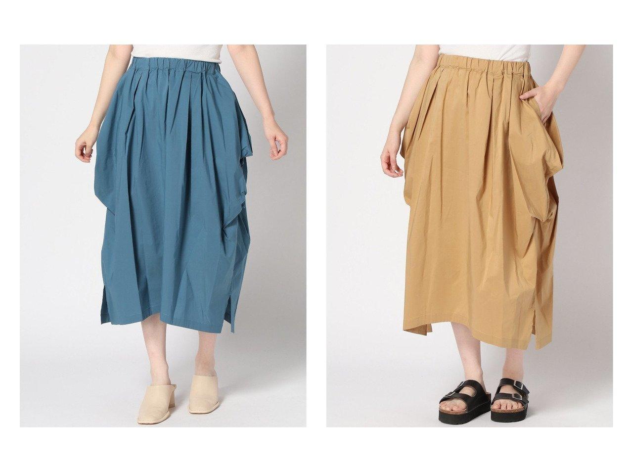 【FRAPBOIS/フラボア】のフォールスカート おすすめ!人気、トレンド・レディースファッションの通販 おすすめで人気の流行・トレンド、ファッションの通販商品 インテリア・家具・メンズファッション・キッズファッション・レディースファッション・服の通販 founy(ファニー) https://founy.com/ ファッション Fashion レディースファッション WOMEN スカート Skirt NEW・新作・新着・新入荷 New Arrivals ポケット  ID:crp329100000061263