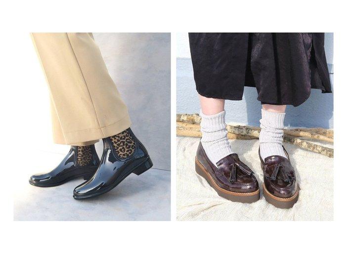 【BONTRE/ボントレ】の「ボントレ」厚底キルトタッセルローファー/BONTRE96962&【イゴール】サイドジップレインスニーカーブーツ 【シューズ・靴】おすすめ!人気、トレンド・レディースファッションの通販 おすすめ人気トレンドファッション通販アイテム 人気、トレンドファッション・服の通販 founy(ファニー) ファッション Fashion レディースファッション WOMEN おすすめ Recommend コレクション シューズ シンプル レオパード インソール 厚底 キルト クッション タッセル トレンド 人気 フォーマル マニッシュ |ID:crp329100000061398
