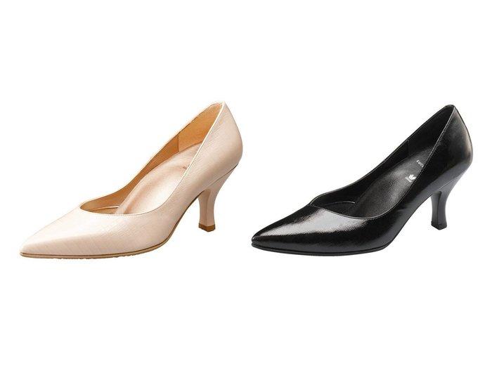 【success walk/サクセスウォーク】のサクセスウォーク ヒール 高7cm ミニクロコ柄ワコール WIN109&サクセスウォーク ヒール 高7cm スタイリッシュパンプスワコール WIN101 【シューズ・靴】おすすめ!人気、トレンド・レディースファッションの通販 おすすめ人気トレンドファッション通販アイテム インテリア・キッズ・メンズ・レディースファッション・服の通販 founy(ファニー) https://founy.com/ ファッション Fashion レディースファッション WOMEN 送料無料 Free Shipping おすすめ Recommend シューズ シンプル フィット フォルム  ID:crp329100000061426