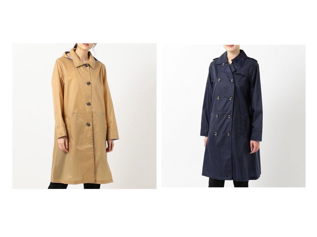 【MOONBAT/ムーンバット】のFULTON トレンチレインコート&FULTON トレンチシングルレインコート 【アウター】おすすめ!人気、トレンド・レディースファッションの通販 おすすめで人気の流行・トレンド、ファッションの通販商品 インテリア・家具・メンズファッション・キッズファッション・レディースファッション・服の通販 founy(ファニー) https://founy.com/ ファッション Fashion レディースファッション WOMEN アウター Coat Outerwear コート Coats ポンチョ Ponchos 送料無料 Free Shipping オレンジ ダブル トレンチ ポンチョ |ID:crp329100000061528