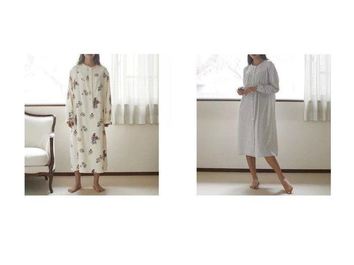【nanadecor/ナナデコール】のガーデニアネルワンピース&フェンネルワンピース おすすめ!人気、トレンド・レディースファッションの通販 おすすめ人気トレンドファッション通販アイテム インテリア・キッズ・メンズ・レディースファッション・服の通販 founy(ファニー) https://founy.com/ ファッション Fashion レディースファッション WOMEN ワンピース Dress アンダー カットソー ガウン シンプル ドレス パジャマ プリント |ID:crp329100000061660