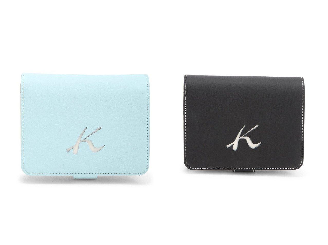 【Kitamura/キタムラ】の二折財布 PH0334 おすすめ!人気、トレンド・レディースファッションの通販 おすすめで人気の流行・トレンド、ファッションの通販商品 インテリア・家具・メンズファッション・キッズファッション・レディースファッション・服の通販 founy(ファニー) https://founy.com/ ファッション Fashion レディースファッション WOMEN 財布 Wallets ボックス ポケット 財布 |ID:crp329100000061683