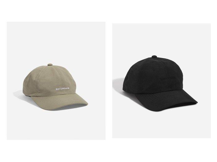 【SATURDAYS NYC / MEN/サタデーズ ニューヨークシティ】のAbie Dad Hat おすすめ!人気、トレンド・レディースファッションの通販 おすすめ人気トレンドファッション通販アイテム インテリア・キッズ・メンズ・レディースファッション・服の通販 founy(ファニー) https://founy.com/ ファッション Fashion メンズファッション MEN キャップ シンプル 帽子  ID:crp329100000061686