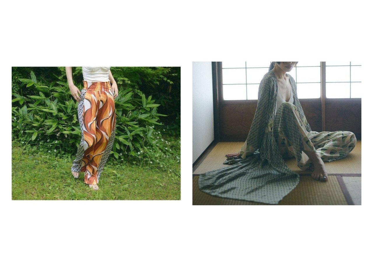 【JOURNAL STANDARD/ジャーナルスタンダード】の【Ayumi.HxJOURNALSTANDARD】ドッキングプリントパンツ 【パンツ】おすすめ!人気、トレンド・レディースファッションの通販 おすすめで人気の流行・トレンド、ファッションの通販商品 インテリア・家具・メンズファッション・キッズファッション・レディースファッション・服の通販 founy(ファニー) https://founy.com/ ファッション Fashion レディースファッション WOMEN パンツ Pants ガウン シンプル ジーンズ トレンド ドッキング ドレス 人気 フロント プリント ワイド 2021年 2021 S/S・春夏 SS・Spring/Summer 2021春夏・S/S SS/Spring/Summer/2021  ID:crp329100000061728