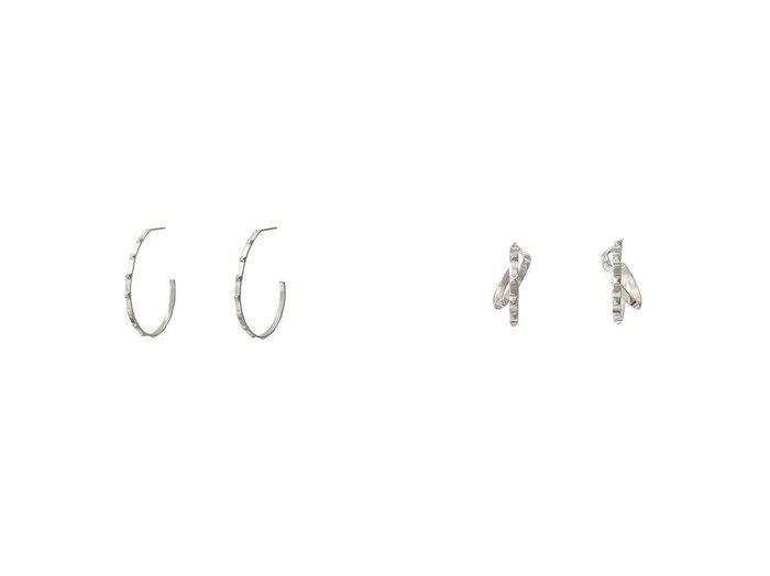 【KAORU/カオル】のSTUDS シルバーフープピアス L&STUDS シルバークロスフープピアス 【アクセサリー・ジュエリー】おすすめ!人気、トレンド・レディースファッションの通販 おすすめ人気トレンドファッション通販アイテム インテリア・キッズ・メンズ・レディースファッション・服の通販 founy(ファニー) https://founy.com/ ファッション Fashion レディースファッション WOMEN ジュエリー Jewelry リング Rings イヤリング Earrings 2020年 2020 2020-2021秋冬・A/W AW・Autumn/Winter・FW・Fall-Winter/2020-2021 2021年 2021 2021-2022秋冬・A/W AW・Autumn/Winter・FW・Fall-Winter・2021-2022 A/W・秋冬 AW・Autumn/Winter・FW・Fall-Winter おすすめ Recommend イヤリング シルバー スタッズ セットアップ フープ |ID:crp329100000061815
