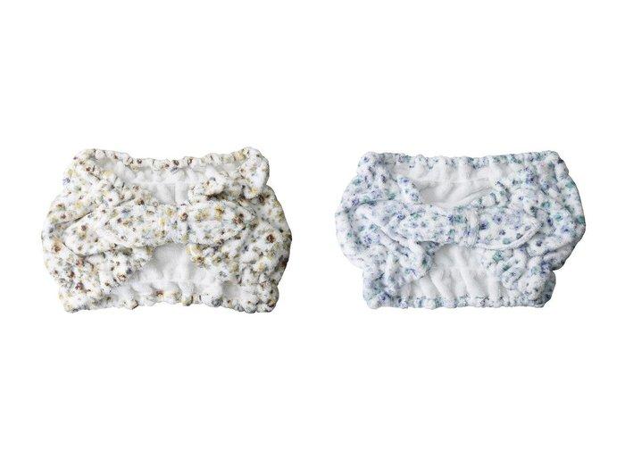 【KID BLUE/キッドブルー】のタオルフォールブルームバスターバン 【ルームウェア・リラックス・パジャマ】おすすめ!人気、トレンド・レディースファッションの通販 おすすめ人気トレンドファッション通販アイテム インテリア・キッズ・メンズ・レディースファッション・服の通販 founy(ファニー) https://founy.com/ ファッション Fashion レディースファッション WOMEN シュシュ / ヘアアクセ Hair Accessories おすすめ Recommend アクセサリー ターバン フェミニン フラワー リボン |ID:crp329100000061839