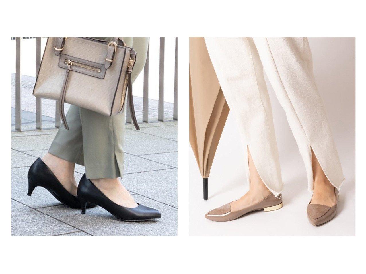 【RANDA/ランダ】のストレスフリー/走れる美脚パンプスミドルヒール&ポインテッドトゥクロコレインシューズ おすすめ!人気、トレンド・レディースファッションの通販 おすすめで人気の流行・トレンド、ファッションの通販商品 インテリア・家具・メンズファッション・キッズファッション・レディースファッション・服の通販 founy(ファニー) https://founy.com/ ファッション Fashion レディースファッション WOMEN クロコ シューズ フラット ベーシック クッション ライニング 人気 抗菌 |ID:crp329100000061955