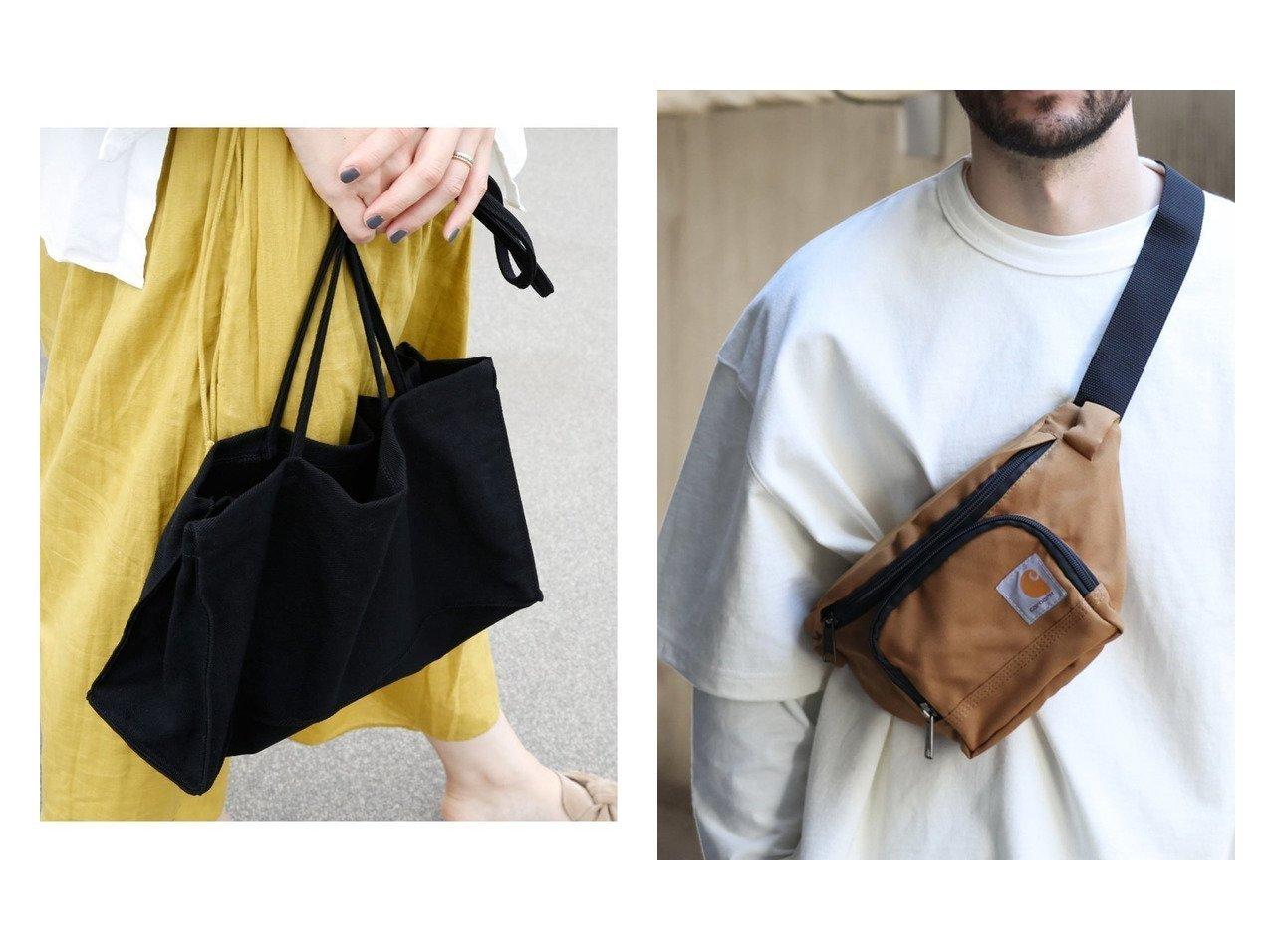 【Carhartt/カーハート】のCARHARTT-WAIST PACK&【collecala/コレカラ】のスクエアコットンショルダーバッグ おすすめ!人気、トレンド・レディースファッションの通販 おすすめで人気の流行・トレンド、ファッションの通販商品 インテリア・家具・メンズファッション・キッズファッション・レディースファッション・服の通販 founy(ファニー) https://founy.com/ ファッション Fashion レディースファッション WOMEN バッグ Bag ポーチ Pouches NEW・新作・新着・新入荷 New Arrivals ショルダー シンプル ポケット キーホルダー ジップ センター フロント ポーチ メッシュ |ID:crp329100000061968