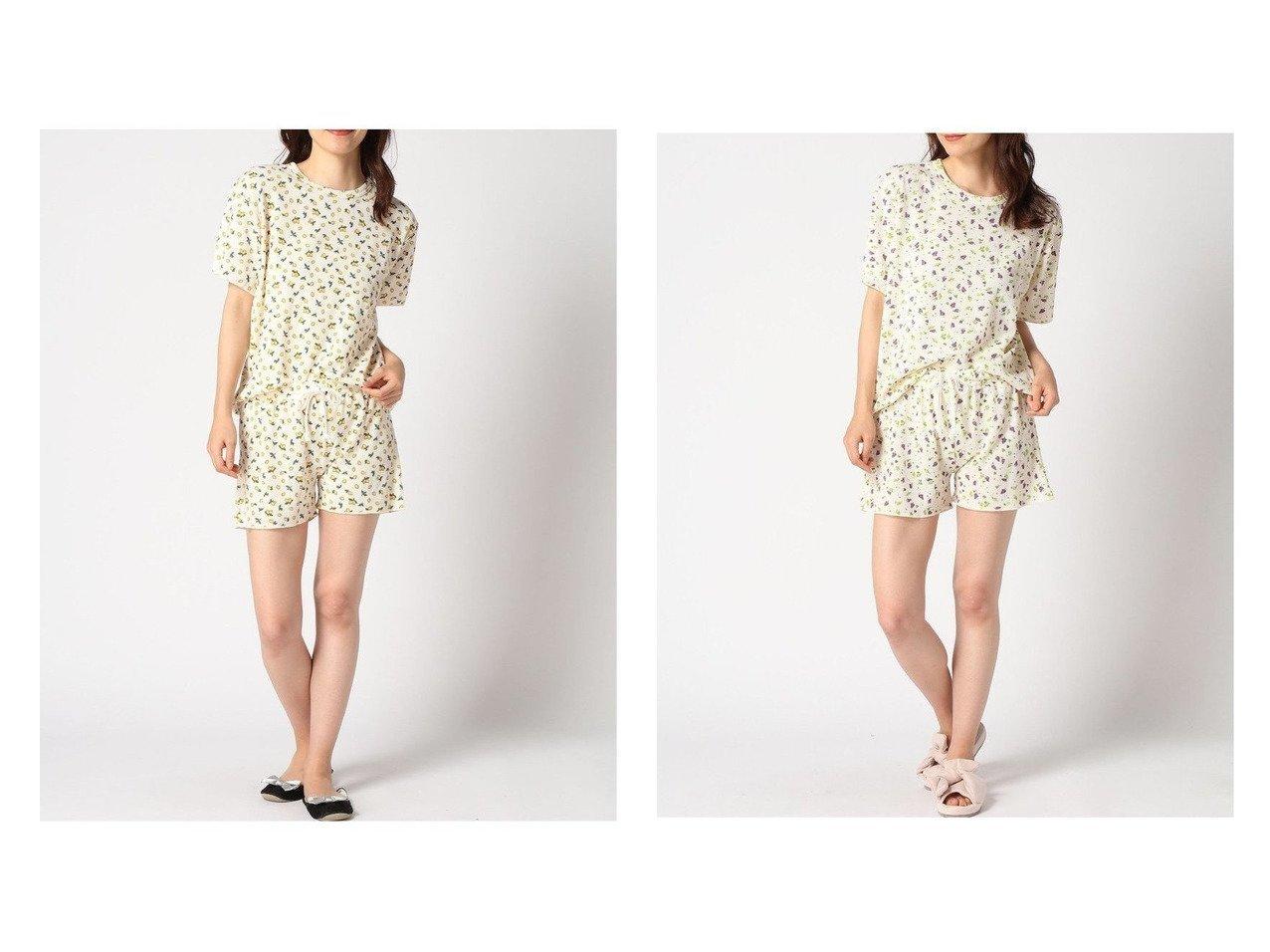 【FRUIT OF THE LOOM/フルーツオブザルーム】のFTL_ワッフル半袖上下セット おすすめ!人気、トレンド・レディースファッションの通販 おすすめで人気の流行・トレンド、ファッションの通販商品 インテリア・家具・メンズファッション・キッズファッション・レディースファッション・服の通販 founy(ファニー) https://founy.com/ ファッション Fashion レディースファッション WOMEN トップス・カットソー Tops/Tshirt アンダー イエロー インナー 吸水 タオル パープル プリント ベーシック 半袖 ワッフル おすすめ Recommend お家時間・ステイホーム Home Time/Stay Home |ID:crp329100000061971