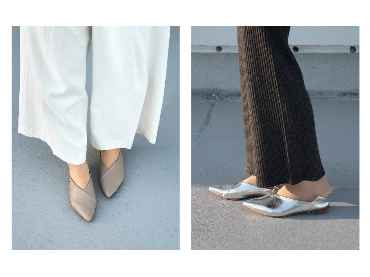 【MAMIAN/マミアン】のポインテッドトゥフラットバブーシュ おすすめ!人気、トレンド・レディースファッションの通販 おすすめで人気の流行・トレンド、ファッションの通販商品 インテリア・家具・メンズファッション・キッズファッション・レディースファッション・服の通販 founy(ファニー) https://founy.com/ ファッション Fashion レディースファッション WOMEN クッション シューズ スタイリッシュ スニーカー スリッパ フォルム フラット リラックス おすすめ Recommend |ID:crp329100000061978