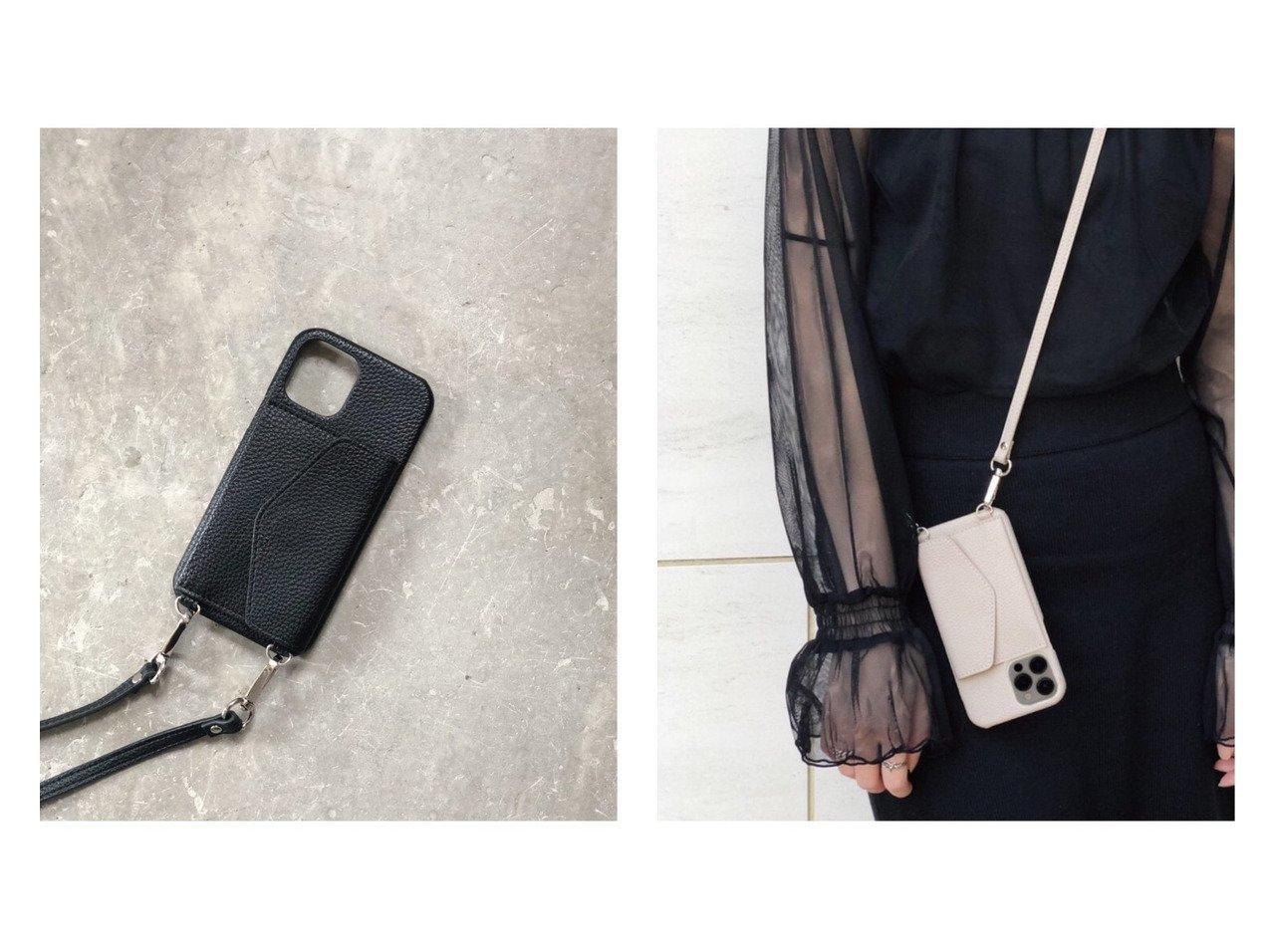 【Banner Barrett/バナーバレット】のショルダーストラップ付きiPhoneケース おすすめ!人気、トレンド・レディースファッションの通販 おすすめで人気の流行・トレンド、ファッションの通販商品 インテリア・家具・メンズファッション・キッズファッション・レディースファッション・服の通販 founy(ファニー) https://founy.com/ ファッション Fashion レディースファッション WOMEN アクセサリー ラップ |ID:crp329100000061992