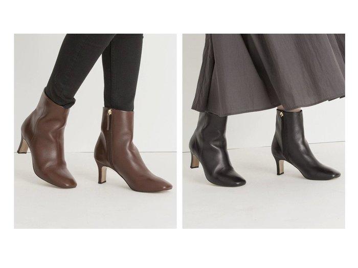 【NIJYUSANKU/23区】のレザーショートブーツ 【シューズ・靴】おすすめ!人気、トレンド・レディースファッションの通販 おすすめ人気トレンドファッション通販アイテム インテリア・キッズ・メンズ・レディースファッション・服の通販 founy(ファニー) https://founy.com/ ファッション Fashion レディースファッション WOMEN 送料無料 Free Shipping 2021年 2021 2021-2022秋冬・A/W AW・Autumn/Winter・FW・Fall-Winter・2021-2022 A/W・秋冬 AW・Autumn/Winter・FW・Fall-Winter 冬 Winter シューズ ショート シンプル フラット |ID:crp329100000062066