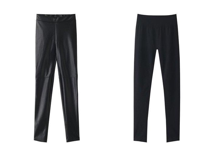 【Wolford/ウォルフォード】の14554 Perfect Fit Legging&19156 EstellaLeggings 【パンツ】おすすめ!人気、トレンド・レディースファッションの通販  おすすめ人気トレンドファッション通販アイテム 人気、トレンドファッション・服の通販 founy(ファニー) ファッション Fashion レディースファッション WOMEN パンツ Pants レギンス Leggings レッグウェア Legwear おすすめ Recommend シンプル ストレッチ フィット レギンス |ID:crp329100000062123