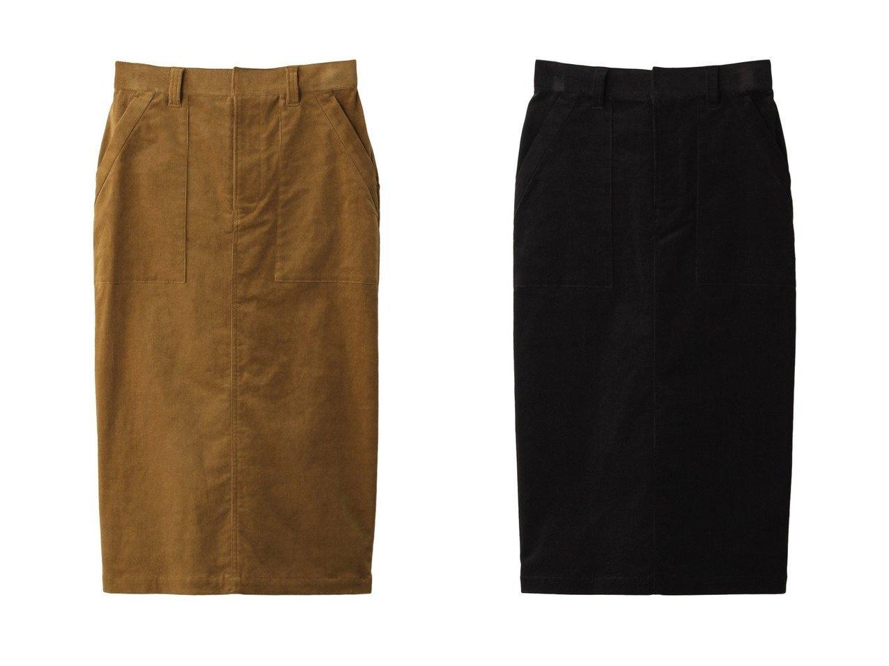 【Whim Gazette/ウィムガゼット】の【Col Pierrot】コーデュロイスカート 【スカート】おすすめ!人気、トレンド・レディースファッションの通販  おすすめで人気の流行・トレンド、ファッションの通販商品 インテリア・家具・メンズファッション・キッズファッション・レディースファッション・服の通販 founy(ファニー) https://founy.com/ ファッション Fashion レディースファッション WOMEN スカート Skirt ロングスカート Long Skirt 2020年 2020 2020-2021秋冬・A/W AW・Autumn/Winter・FW・Fall-Winter/2020-2021 2021年 2021 2021-2022秋冬・A/W AW・Autumn/Winter・FW・Fall-Winter・2021-2022 A/W・秋冬 AW・Autumn/Winter・FW・Fall-Winter コーデュロイ スリット ロング  ID:crp329100000062284