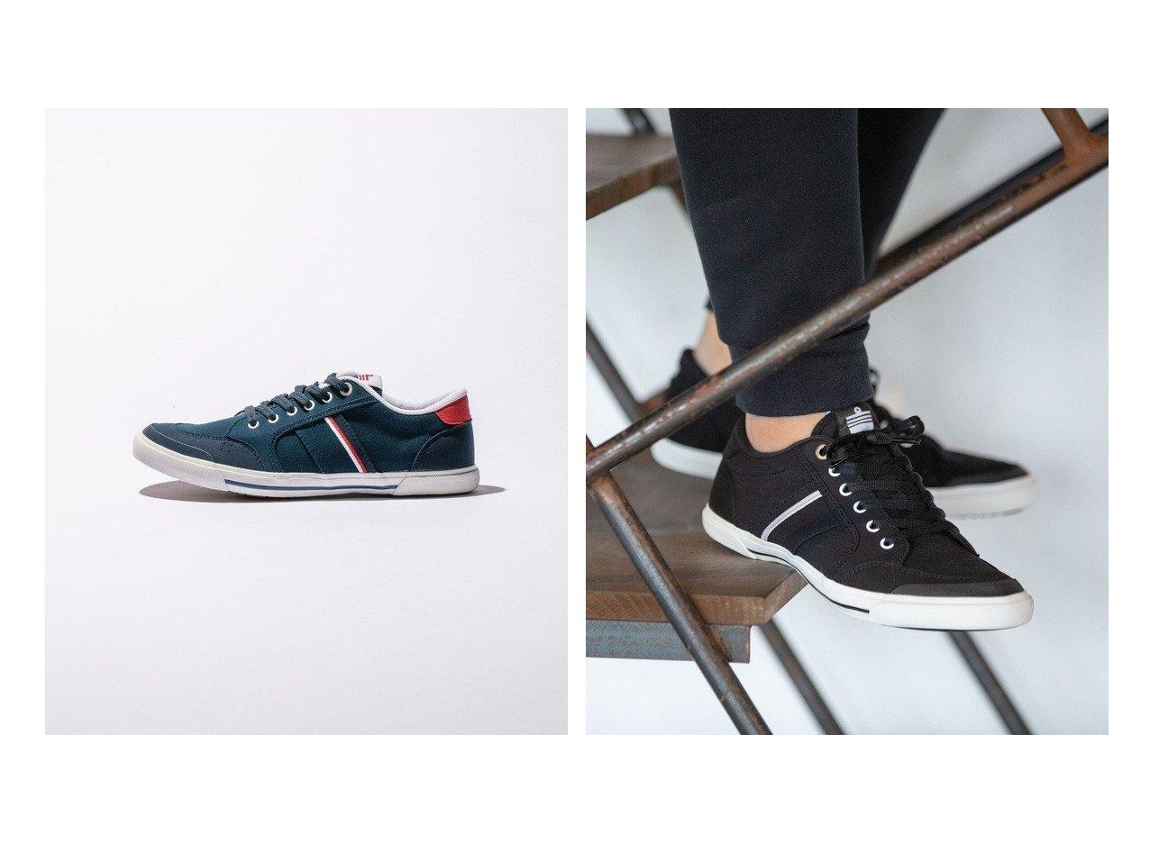 【Admiral Footwear/アドミラルフットウェア】の【WOMEN】【MEN】【スニーカー】【キャンバス】 イノマー ゼロ 【シューズ・靴】おすすめ!人気、トレンド・レディースファッションの通販  おすすめで人気の流行・トレンド、ファッションの通販商品 インテリア・家具・メンズファッション・キッズファッション・レディースファッション・服の通販 founy(ファニー) https://founy.com/ ファッション Fashion レディースファッション WOMEN 送料無料 Free Shipping キャンバス クッション シューズ ストライプ スニーカー スマート ライニング 抗菌 |ID:crp329100000062298