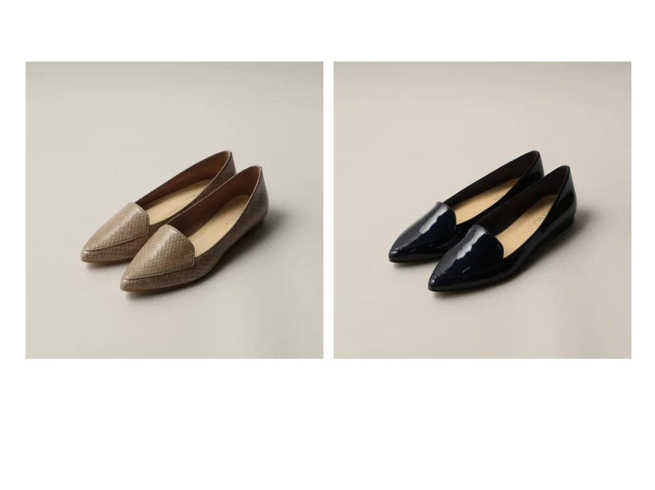 【Odette e Odile/オデット エ オディール】のR ポインテッドモカ フラット15◎↓↑ 【シューズ・靴】おすすめ!人気、トレンド・レディースファッションの通販  おすすめで人気の流行・トレンド、ファッションの通販商品 インテリア・家具・メンズファッション・キッズファッション・レディースファッション・服の通販 founy(ファニー) https://founy.com/ ファッション Fashion レディースファッション WOMEN 抗菌 シューズ 人気 フラット |ID:crp329100000062299