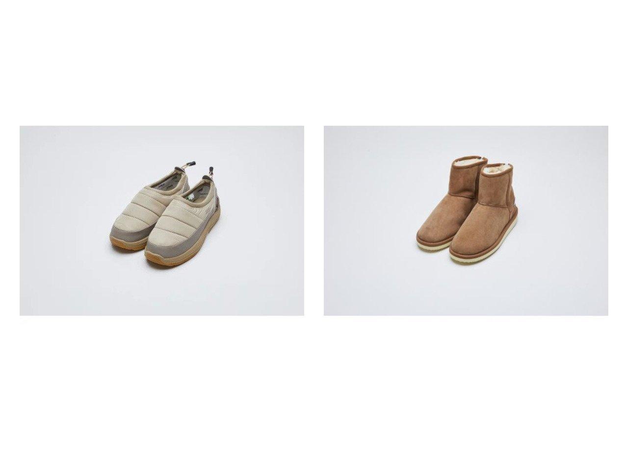 【SUICOKE/スイコック】のPEPPER-アウトドア対応&ショートムートンブーツ 【シューズ・靴】おすすめ!人気、トレンド・レディースファッションの通販  おすすめで人気の流行・トレンド、ファッションの通販商品 インテリア・家具・メンズファッション・キッズファッション・レディースファッション・服の通販 founy(ファニー) https://founy.com/ ファッション Fashion レディースファッション WOMEN アウトドア クッション シューズ スリッポン フィット フラット ラップ ショート ムートン 抗菌 軽量 |ID:crp329100000062302