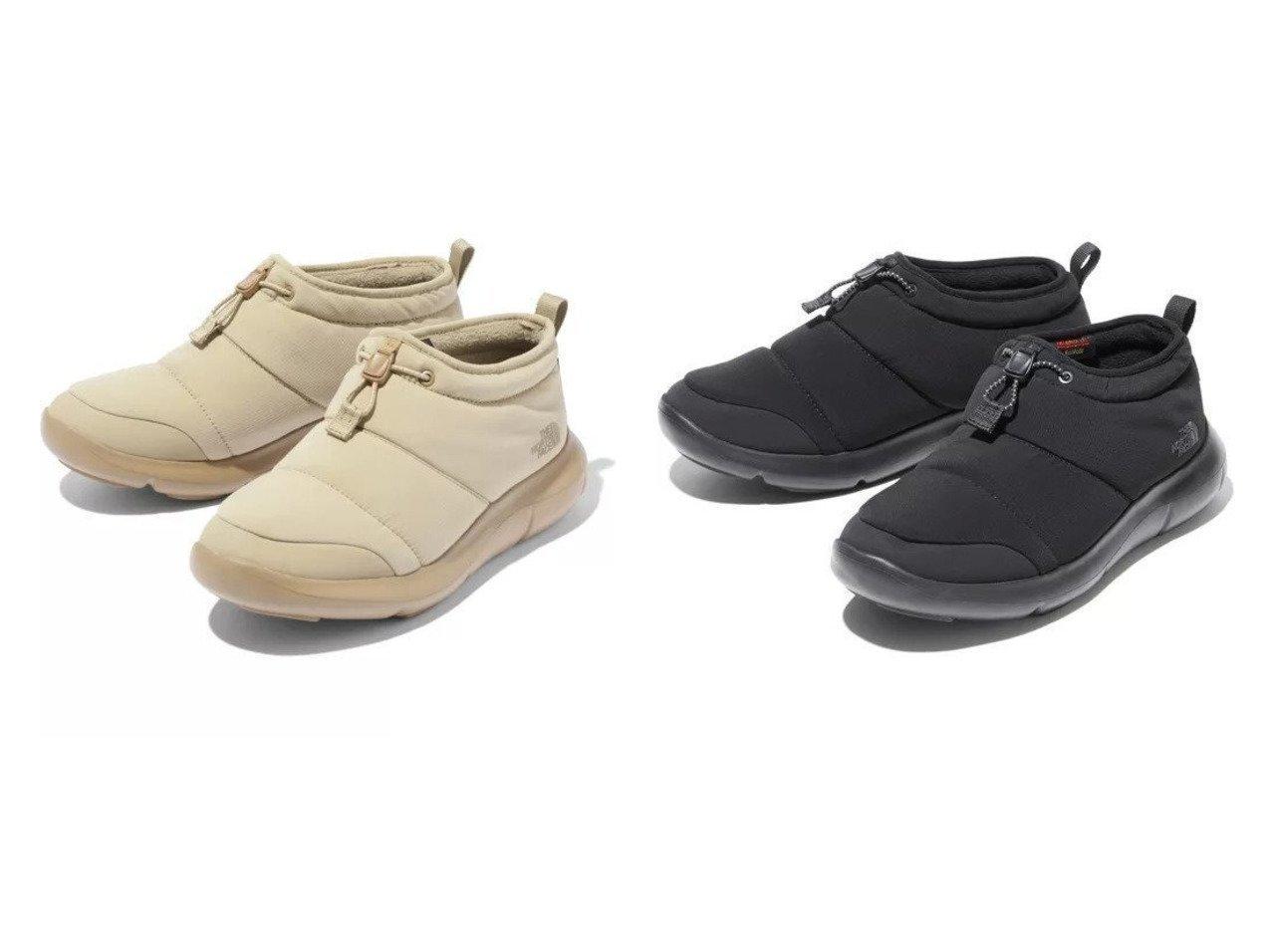【THE NORTH FACE/ザ ノース フェイス】のNuptse Lifty Moc WP 【シューズ・靴】おすすめ!人気、トレンド・レディースファッションの通販  おすすめで人気の流行・トレンド、ファッションの通販商品 インテリア・家具・メンズファッション・キッズファッション・レディースファッション・服の通販 founy(ファニー) https://founy.com/ ファッション Fashion レディースファッション WOMEN 春 Spring 秋 Autumn/Fall クッション 軽量 シューズ バランス フラット ボトム ライニング ラバー |ID:crp329100000062303