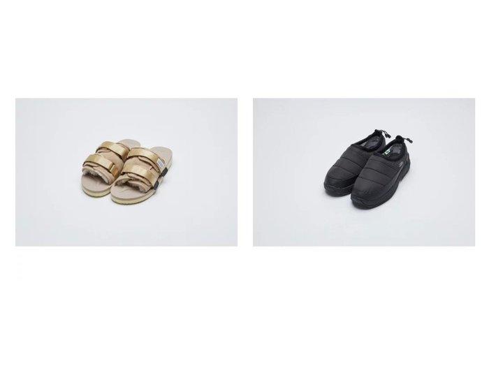 【SUICOKE/スイコック】のPEPPER-アウトドア対応&ムートンサンダル 【シューズ・靴】おすすめ!人気、トレンド・レディースファッションの通販  おすすめ人気トレンドファッション通販アイテム 人気、トレンドファッション・服の通販 founy(ファニー) ファッション Fashion レディースファッション WOMEN クッション サンダル シューズ ムートン 抗菌 軽量 アウトドア スリッポン フィット フラット ラップ |ID:crp329100000062304