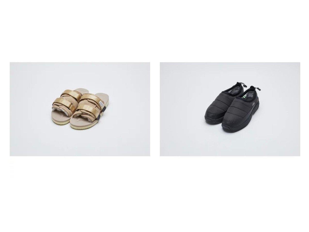 【SUICOKE/スイコック】のPEPPER-アウトドア対応&ムートンサンダル 【シューズ・靴】おすすめ!人気、トレンド・レディースファッションの通販  おすすめで人気の流行・トレンド、ファッションの通販商品 インテリア・家具・メンズファッション・キッズファッション・レディースファッション・服の通販 founy(ファニー) https://founy.com/ ファッション Fashion レディースファッション WOMEN クッション サンダル シューズ ムートン 抗菌 軽量 アウトドア スリッポン フィット フラット ラップ |ID:crp329100000062304