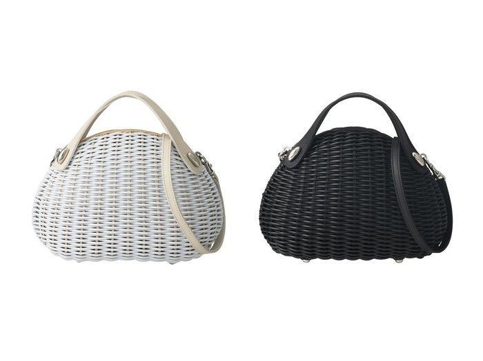 【heliopole/エリオポール】の【TOFF&LOADSTONE】Grandma s rattanハンドバッグ 【バッグ・鞄】おすすめ!人気、トレンド・レディースファッションの通販  おすすめ人気トレンドファッション通販アイテム インテリア・キッズ・メンズ・レディースファッション・服の通販 founy(ファニー) https://founy.com/ ファッション Fashion レディースファッション WOMEN バッグ Bag 春 Spring クラシカル コンパクト ハンドバッグ ベーシック モダン ラタン S/S・春夏 SS・Spring/Summer 夏 Summer |ID:crp329100000062311