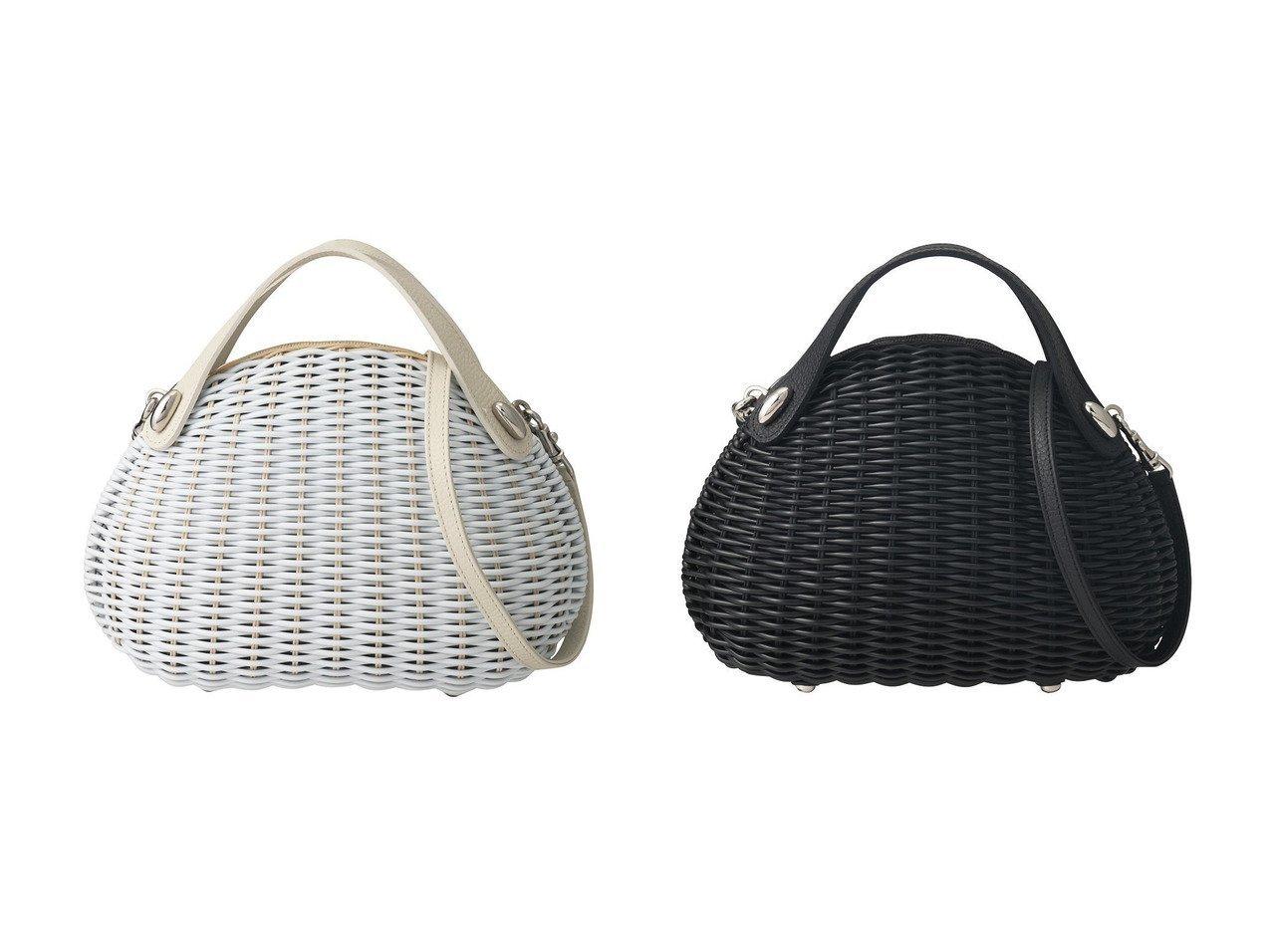 【heliopole/エリオポール】の【TOFF&LOADSTONE】Grandma s rattanハンドバッグ 【バッグ・鞄】おすすめ!人気、トレンド・レディースファッションの通販  おすすめで人気の流行・トレンド、ファッションの通販商品 インテリア・家具・メンズファッション・キッズファッション・レディースファッション・服の通販 founy(ファニー) https://founy.com/ ファッション Fashion レディースファッション WOMEN バッグ Bag 春 Spring クラシカル コンパクト ハンドバッグ ベーシック モダン ラタン S/S・春夏 SS・Spring/Summer 夏 Summer  ID:crp329100000062311