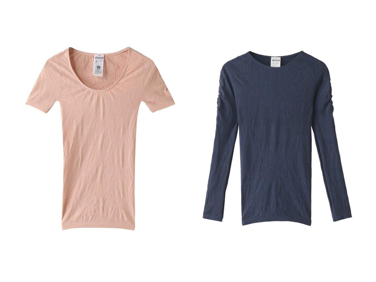 【Wolford/ウォルフォード】の52816 Ninat Shirt&52815 Ninat Pullover 【トップス・カットソー】おすすめ!人気、トレンド・レディースファッションの通販  おすすめで人気の流行・トレンド、ファッションの通販商品 インテリア・家具・メンズファッション・キッズファッション・レディースファッション・服の通販 founy(ファニー) https://founy.com/ ファッション Fashion レディースファッション WOMEN トップス・カットソー Tops/Tshirt ニット Knit Tops シャツ/ブラウス Shirts/Blouses ロング / Tシャツ T-Shirts プルオーバー Pullover インナー シアー ストレッチ フラワー レース 半袖 長袖 |ID:crp329100000062386