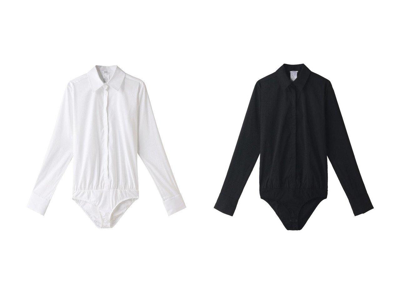 【Wolford/ウォルフォード】の79149 London Effect Body 【トップス・カットソー】おすすめ!人気、トレンド・レディースファッションの通販  おすすめで人気の流行・トレンド、ファッションの通販商品 インテリア・家具・メンズファッション・キッズファッション・レディースファッション・服の通販 founy(ファニー) https://founy.com/ ファッション Fashion レディースファッション WOMEN トップス・カットソー Tops/Tshirt シャツ/ブラウス Shirts/Blouses クラシック スリーブ センター ロング |ID:crp329100000062387