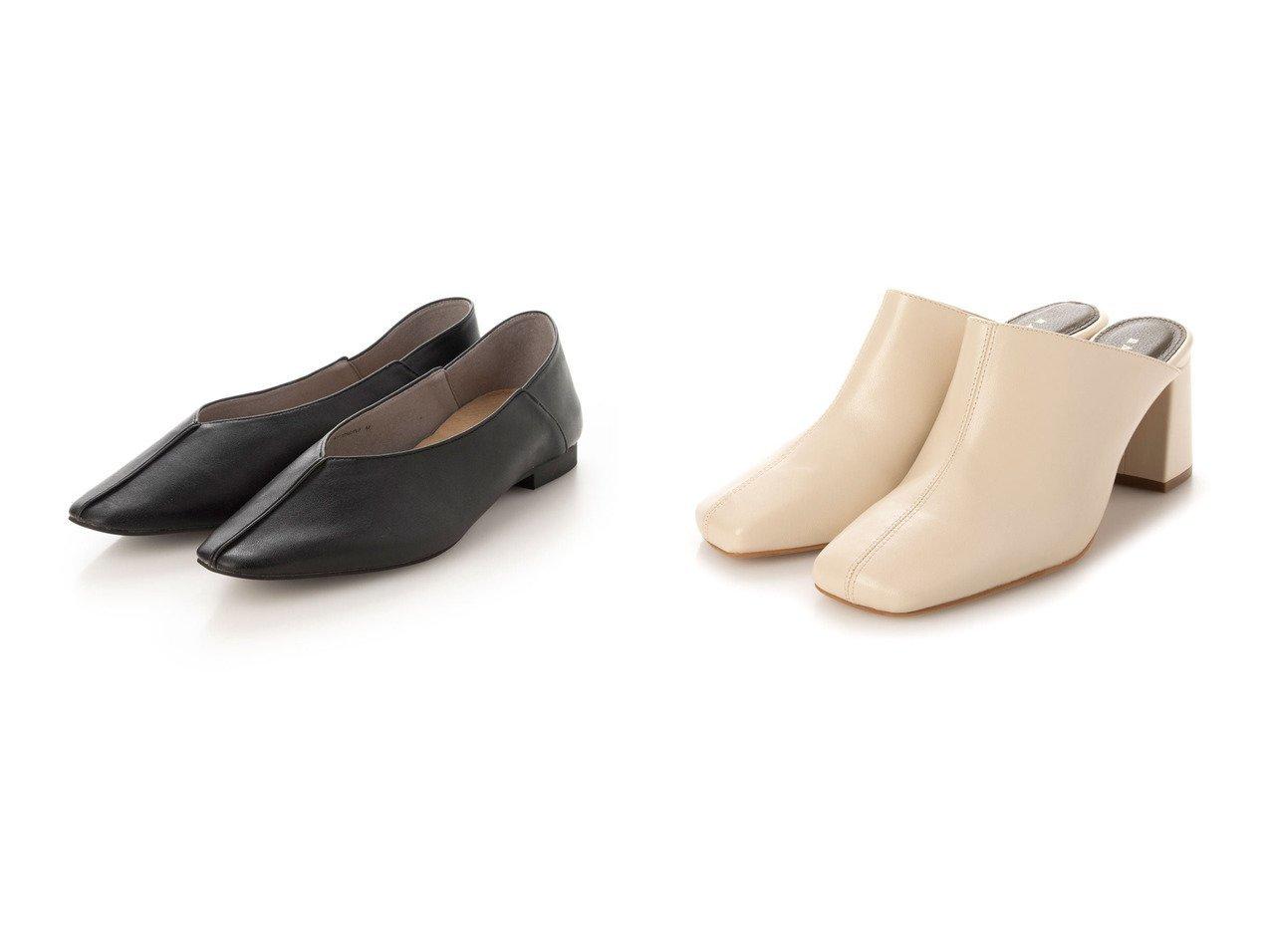 【RANDA/ランダ】のストレスフリー/ソフト Vカットバブーシュ&ソフト ワイドスクエアトゥミュールパンプス おすすめ!人気、トレンド・レディースファッションの通販 おすすめで人気の流行・トレンド、ファッションの通販商品 インテリア・家具・メンズファッション・キッズファッション・レディースファッション・服の通販 founy(ファニー) https://founy.com/ ファッション Fashion レディースファッション WOMEN 2021年 2021 2021-2022秋冬・A/W AW・Autumn/Winter・FW・Fall-Winter・2021-2022 A/W・秋冬 AW・Autumn/Winter・FW・Fall-Winter トレンド クッション シューズ センター フラット |ID:crp329100000062479