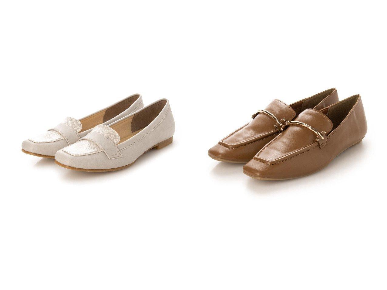 【nouer/ヌエール】のPECHINCHAR スクエアトゥソフトローファー&【Amitie/アミティエ】のスクエアトゥローファー おすすめ!人気、トレンド・レディースファッションの通販 おすすめで人気の流行・トレンド、ファッションの通販商品 インテリア・家具・メンズファッション・キッズファッション・レディースファッション・服の通販 founy(ファニー) https://founy.com/ ファッション Fashion レディースファッション WOMEN クロコ タイツ パイソン 2021年 2021 2021-2022秋冬・A/W AW・Autumn/Winter・FW・Fall-Winter・2021-2022 A/W・秋冬 AW・Autumn/Winter・FW・Fall-Winter トレンド フラット  ID:crp329100000062495