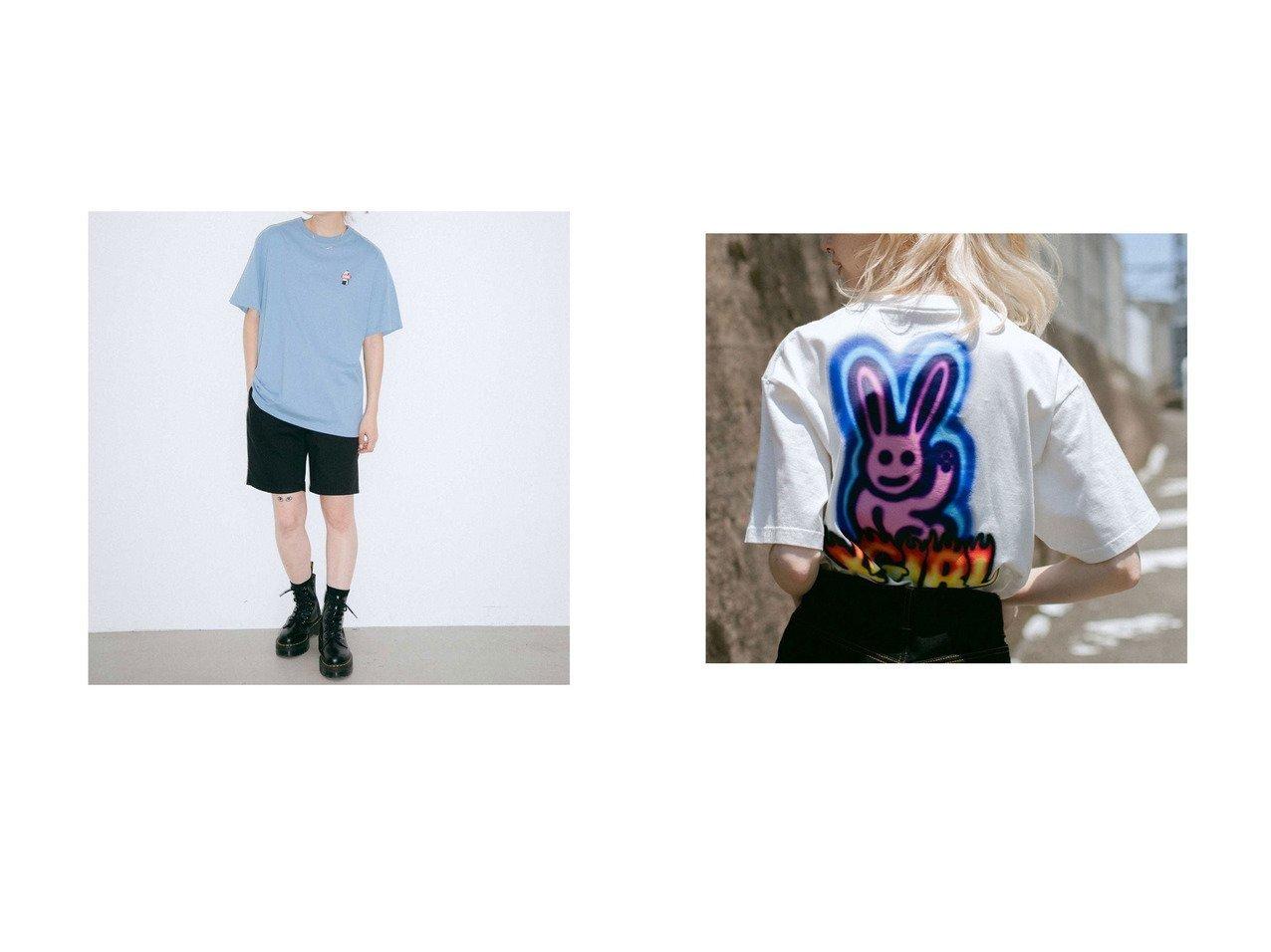 【X-girl/エックスガール】のS TEE おすすめ!人気、トレンド・レディースファッションの通販 おすすめで人気の流行・トレンド、ファッションの通販商品 インテリア・家具・メンズファッション・キッズファッション・レディースファッション・服の通販 founy(ファニー) https://founy.com/ ファッション Fashion レディースファッション WOMEN グラフィック プリント ベーシック 半袖 A/W・秋冬 AW・Autumn/Winter・FW・Fall-Winter 2021年 2021 S/S・春夏 SS・Spring/Summer 2021-2022秋冬・A/W AW・Autumn/Winter・FW・Fall-Winter・2021-2022 おすすめ Recommend 夏 Summer  ID:crp329100000062498