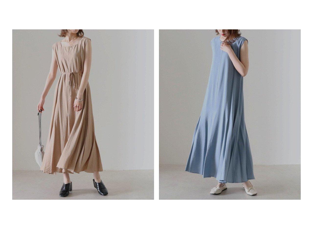 【Cheek/チーク】の麻調パネルフレア2WAYワンピース おすすめ!人気、トレンド・レディースファッションの通販 おすすめで人気の流行・トレンド、ファッションの通販商品 インテリア・家具・メンズファッション・キッズファッション・レディースファッション・服の通販 founy(ファニー) https://founy.com/ ファッション Fashion レディースファッション WOMEN ワンピース Dress アクセサリー インナー カーディガン サンダル シンプル スクエア ストライプ デコルテ フレア ブラウジング マキシ 無地 リゾート リボン ロング 再入荷 Restock/Back in Stock/Re Arrival おすすめ Recommend 夏 Summer  ID:crp329100000062504