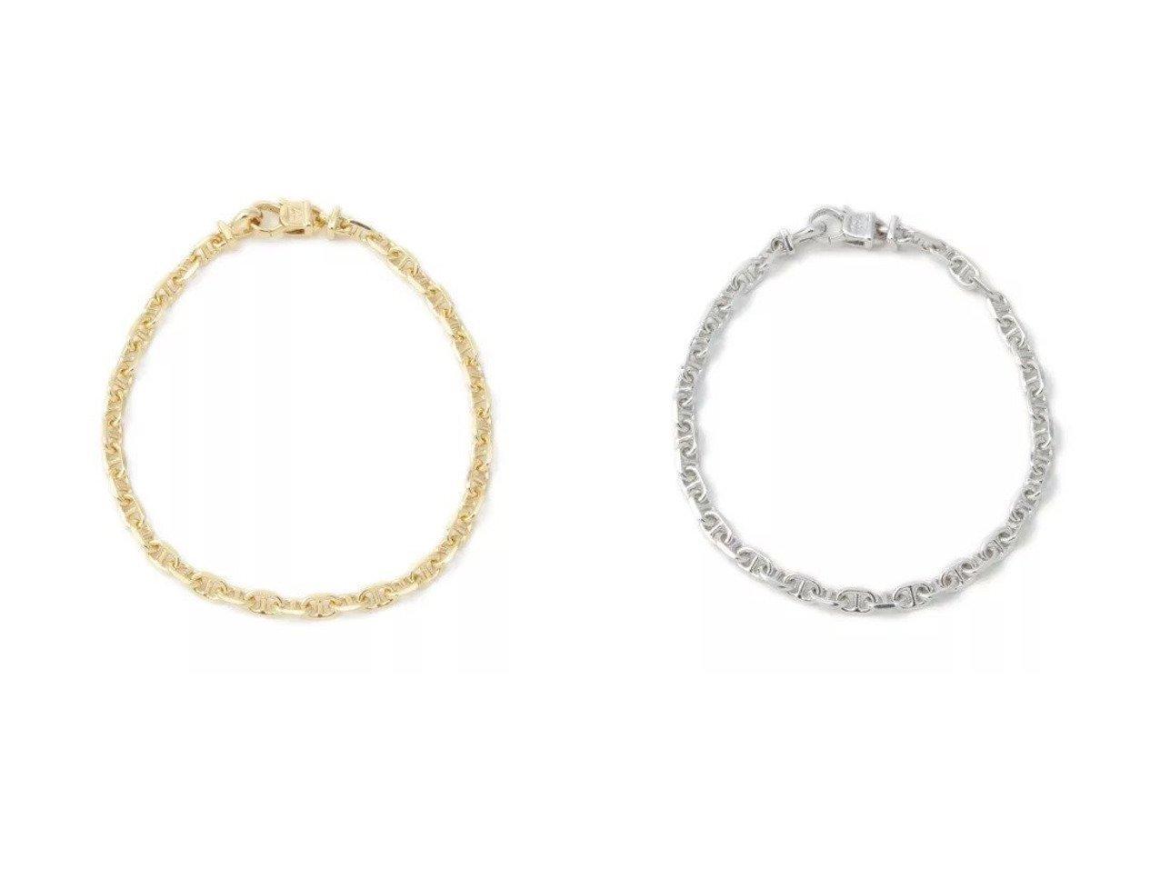 【TOM WOOD/トムウッド】のCable Bracelet&Cable Bracelet Gold おすすめ!人気、トレンド・レディースファッションの通販 おすすめで人気の流行・トレンド、ファッションの通販商品 インテリア・家具・メンズファッション・キッズファッション・レディースファッション・服の通販 founy(ファニー) https://founy.com/ ファッション Fashion レディースファッション WOMEN ジュエリー Jewelry ブレスレット Bracelets バングル Bangles アクセサリー チェーン フェミニン フォルム ブレスレット  ID:crp329100000062514
