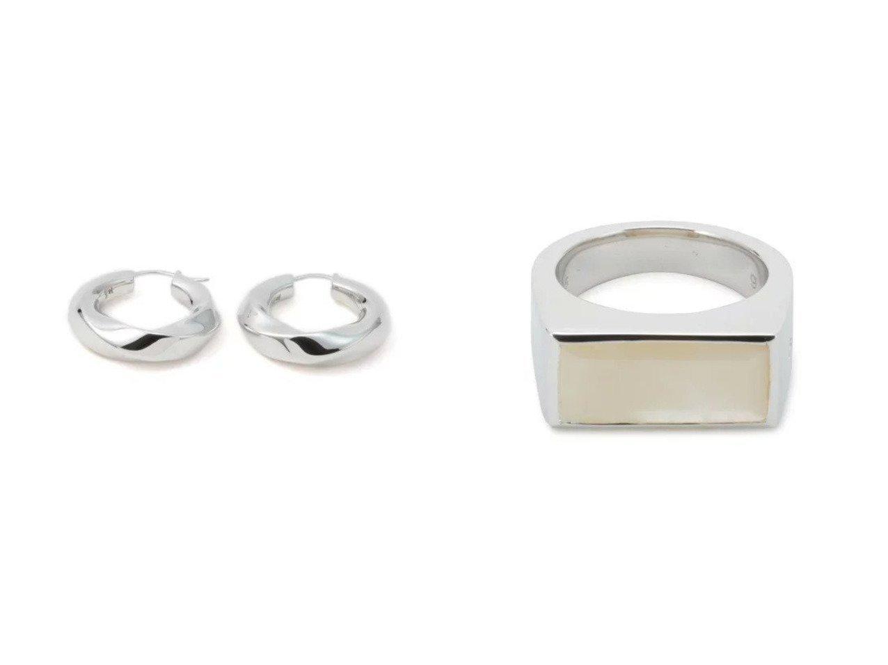 【TOM WOOD/トムウッド】のInfinity Hoops&Peaky Ring White MOP おすすめ!人気、トレンド・レディースファッションの通販 おすすめで人気の流行・トレンド、ファッションの通販商品 インテリア・家具・メンズファッション・キッズファッション・レディースファッション・服の通販 founy(ファニー) https://founy.com/ ファッション Fashion レディースファッション WOMEN ワンピース Dress アクセサリー シルバー バランス フェイス おすすめ Recommend クール シンプル フープ  ID:crp329100000062515
