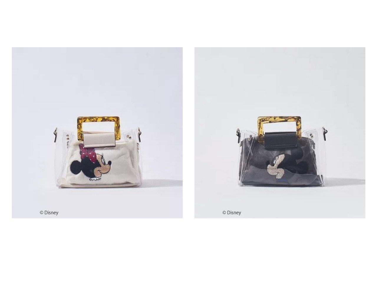【interstaple/インターステイプル】の●【LOWELL限定/Disneyデザインアイテム】4WAYビニールショルダー おすすめ!人気、トレンド・レディースファッションの通販 おすすめで人気の流行・トレンド、ファッションの通販商品 インテリア・家具・メンズファッション・キッズファッション・レディースファッション・服の通販 founy(ファニー) https://founy.com/ ファッション Fashion レディースファッション WOMEN 秋 Autumn/Fall コレクション ショルダー トレンド ドット ポケット ポーチ モチーフ おすすめ Recommend 夏 Summer |ID:crp329100000062522