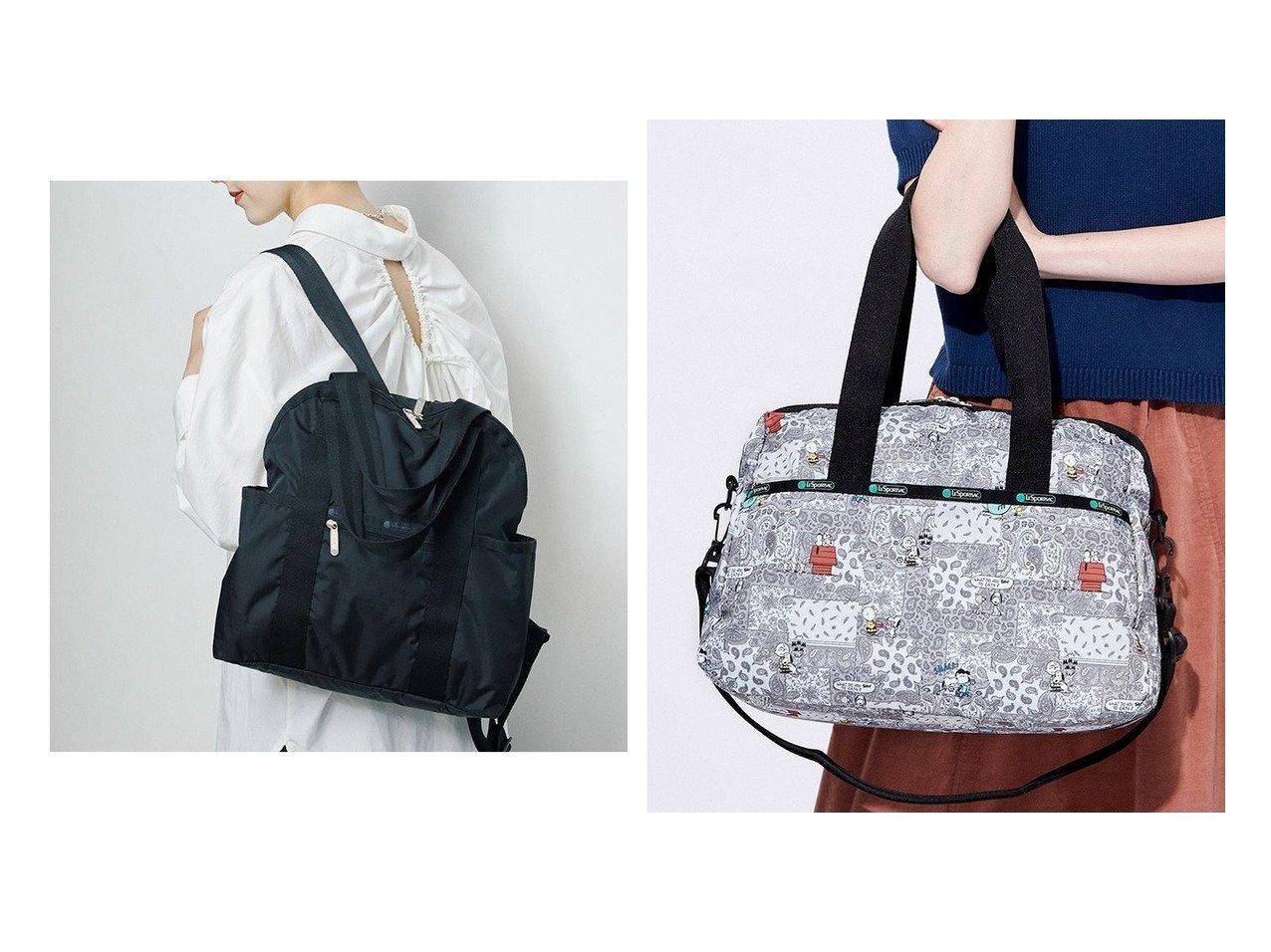 【LeSportsac/レスポートサック】のピーナッツバンダナパッチ&ブラック おすすめ!人気、トレンド・レディースファッションの通販 おすすめで人気の流行・トレンド、ファッションの通販商品 インテリア・家具・メンズファッション・キッズファッション・レディースファッション・服の通販 founy(ファニー) https://founy.com/ ファッション Fashion レディースファッション WOMEN バッグ Bag ショルダー シンプル 人気 プリント ポケット メッシュ 無地 リュック 送料無料 Free Shipping おすすめ Recommend  ID:crp329100000062592