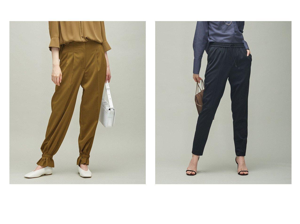 【iCB/アイシービー】のウールストレッチ 2WAYベルテッドヘムパンツ&ウールストレッチ ドロストパンツ 【パンツ】おすすめ!人気、トレンド・レディースファッションの通販 おすすめで人気の流行・トレンド、ファッションの通販商品 インテリア・家具・メンズファッション・キッズファッション・レディースファッション・服の通販 founy(ファニー) https://founy.com/ ファッション Fashion レディースファッション WOMEN パンツ Pants 洗える ジャケット ストレッチ ダブル ツイル ドレープ A/W・秋冬 AW・Autumn/Winter・FW・Fall-Winter 2021年 2021 2021-2022秋冬・A/W AW・Autumn/Winter・FW・Fall-Winter・2021-2022 送料無料 Free Shipping おすすめ Recommend スニーカー セットアップ |ID:crp329100000062624