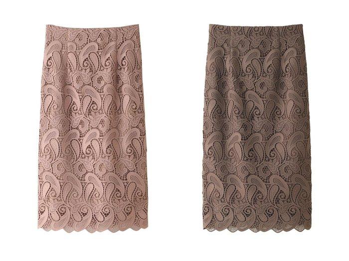 【ANAYI/アナイ】のペイズリーケミカルレースタイトスカート 【スカート】おすすめ!人気、トレンド・レディースファッションの通販 おすすめ人気トレンドファッション通販アイテム 人気、トレンドファッション・服の通販 founy(ファニー) ファッション Fashion レディースファッション WOMEN スカート Skirt 2020年 2020 2020-2021秋冬・A/W AW・Autumn/Winter・FW・Fall-Winter/2020-2021 2021年 2021 2021-2022秋冬・A/W AW・Autumn/Winter・FW・Fall-Winter・2021-2022 A/W・秋冬 AW・Autumn/Winter・FW・Fall-Winter オケージョン ケミカル タイトスカート ペイズリー レース |ID:crp329100000062626